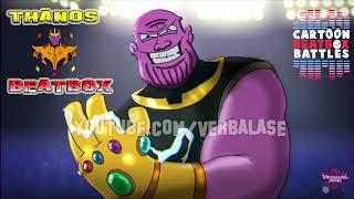 Thanos Beatbox-Solo - Cartoon-Beatbox-Battles