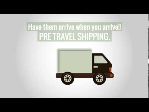 Can Concierge Pre Travel Shipping