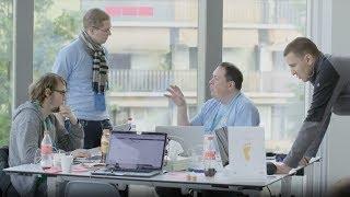 1er Hackathon des Hôpitaux universitaires de Genève