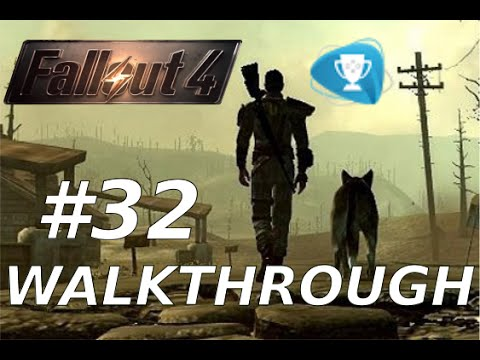 Fallout 4 - institutionalized trophy / achievement - Inside Job