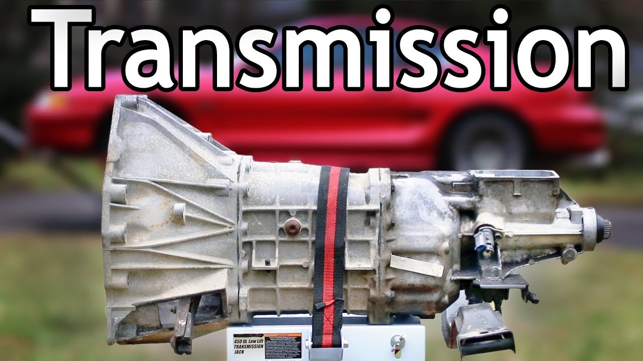 How To Replace A Transmission Full Diy Guide