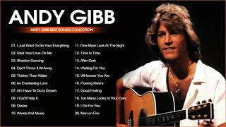 Andy Gibb (Bee Gees) Greatest Hits Full Album | Best Songs Of Andy Gibb Collection