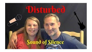 Dad and Daughter React to Heavy Metal- Disturbed's Sound of Silence