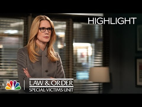 Law & Order: SVU - Share the Moment: And the Wheel Goes Round (Episode Highlight)