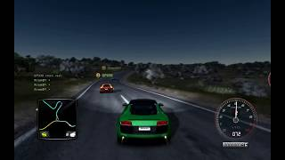 Test Drive Unlimited 2 Multiplayer - Audi R8 Ride