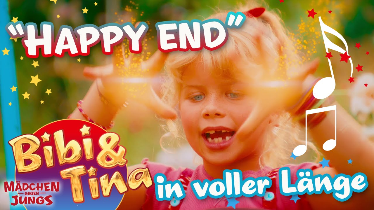 Happy End Offizielles Musikvideo In Voller Lange Aus Bibi Tina