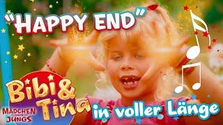 HAPPY END - offizielles Musikvideo IN VOLLER LÄNGE aus Bibi & Tina MÄDCHEN GEGEN JUNGS