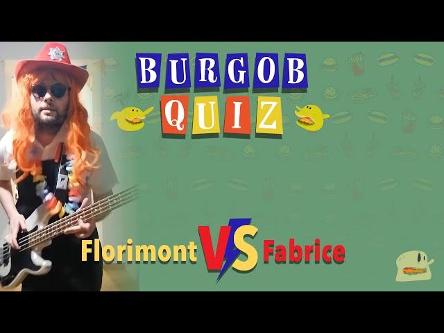 Burgob Quiz - Saison 2, Épisode 2