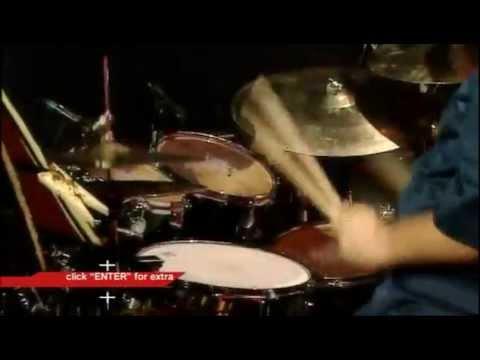Assolo Siamo solo noi Vasco Rossi batterista Mike Baird