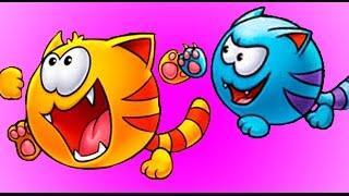 МяуСим #4 - ИГРАЕМ в детскую игру про котенка - мультик игра видео для детей #ПУРУМЧАТА