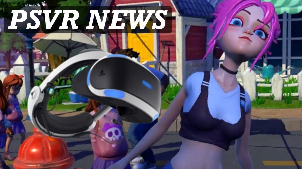 PSVR NEWS | New PSVR Games | New PSVR DLCs | Firewall Operation Nightfall Latest