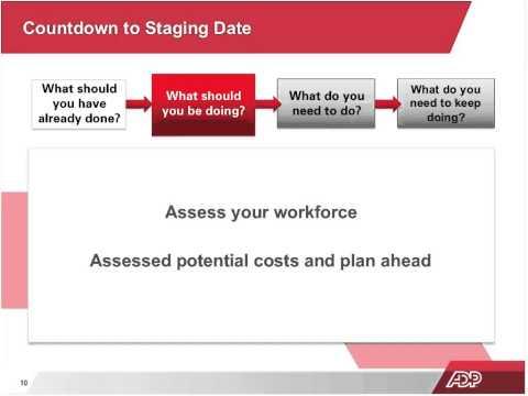 ADP Webinar: UK Pensions Reform 2013