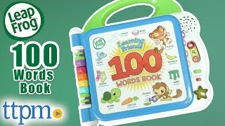 Learning Friends 100 Words Book from LeapFrog