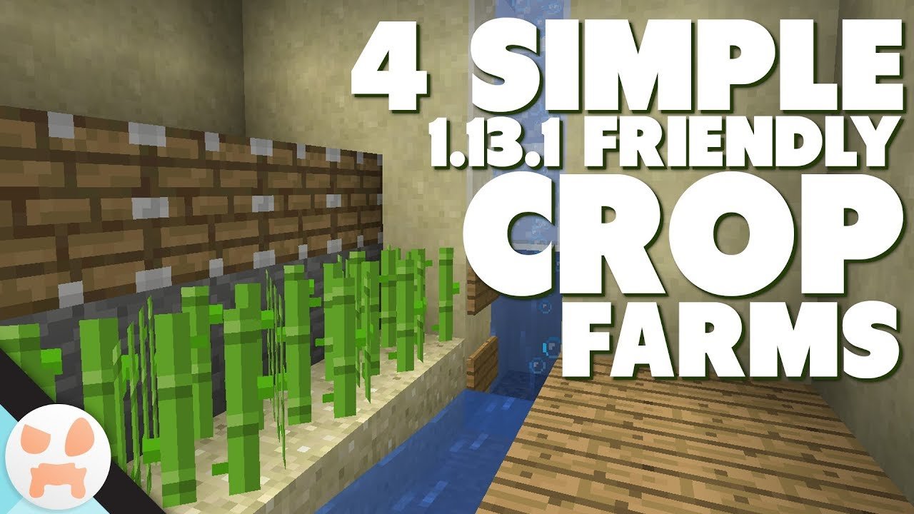 4 simple 1 13 mob farms youtube