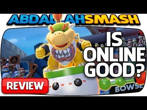Mario Tennis Aces Review of Online Multiplayer | Is It Good?