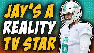 Jay Cutler Is Retiring And Has A New Reality TV Show