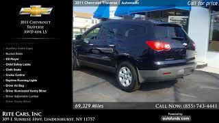 Used 2011 Chevrolet Traverse | Rite Cars, Inc, Lindenhurst, NY