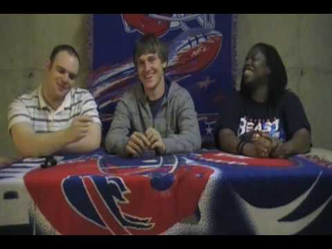 Initial reactions to the Buffalo Bills 2010 NFL draft