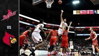 St. Francis (PA) vs. Louisville Basketball Highlights (2017)