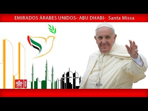 Papa Francisco – Abu Dhabi – S. Missa 2019-02-05