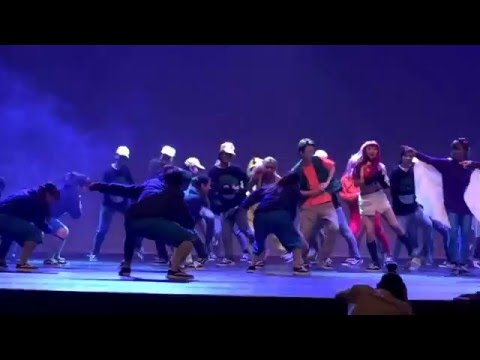 妹妹的風采2 - 浸會大學 Dancing Society BUDA Annual Performance 2016