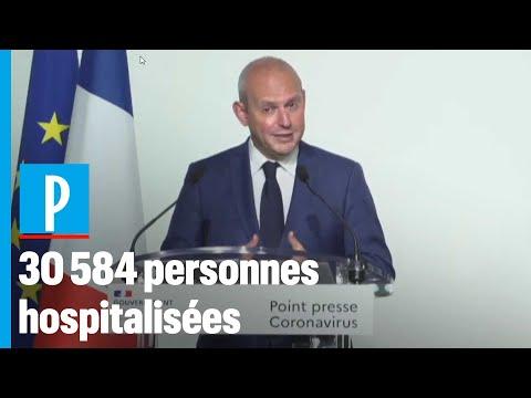 Coronavirus en France: 547 nouveaux décès, plus de 20 000 morts au total