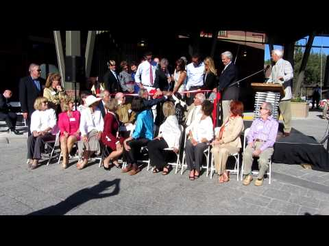 Gene Upshaw Memorial Tahoe Forest Cancer Center, Ribbon Cutting Ceremony - MVI_3155.MOV