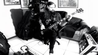 "Pantera - ""5 Minutes Alone"" (Bass Cover)"