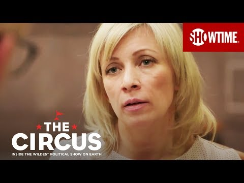 Maria Zakharova & John Heilemann Talk Russia-US Relations | BONUS Footage | The Circus | SHOWTIME