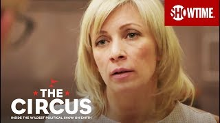 Maria Zakharova And John Heilemann Talk Russia US Relations  BONUS Clip  THE C RCUS  SHOWT ME