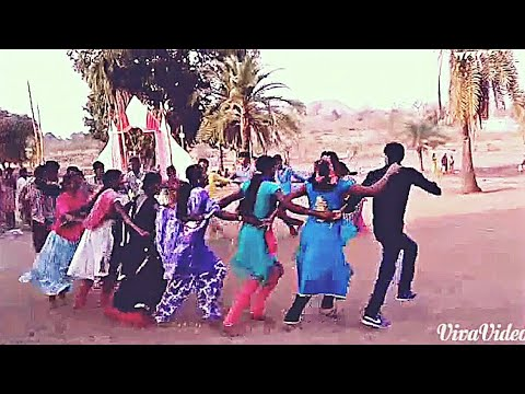 Aadiwasi warli Boys and Girls Merriage Dance in Village Ak Aadiwasi