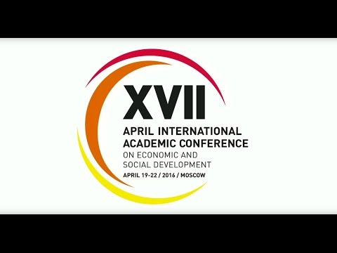 April conference: plenary session 'Efficiency reserves of budgetary expenditures'