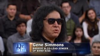 Gene Simmons on Dr. Phil