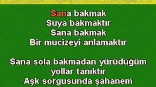 yılmaz erdoğan yeni bir sayfada sana bakmak karaoke fon mziği