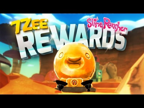 slime rancher how to open treasure pod