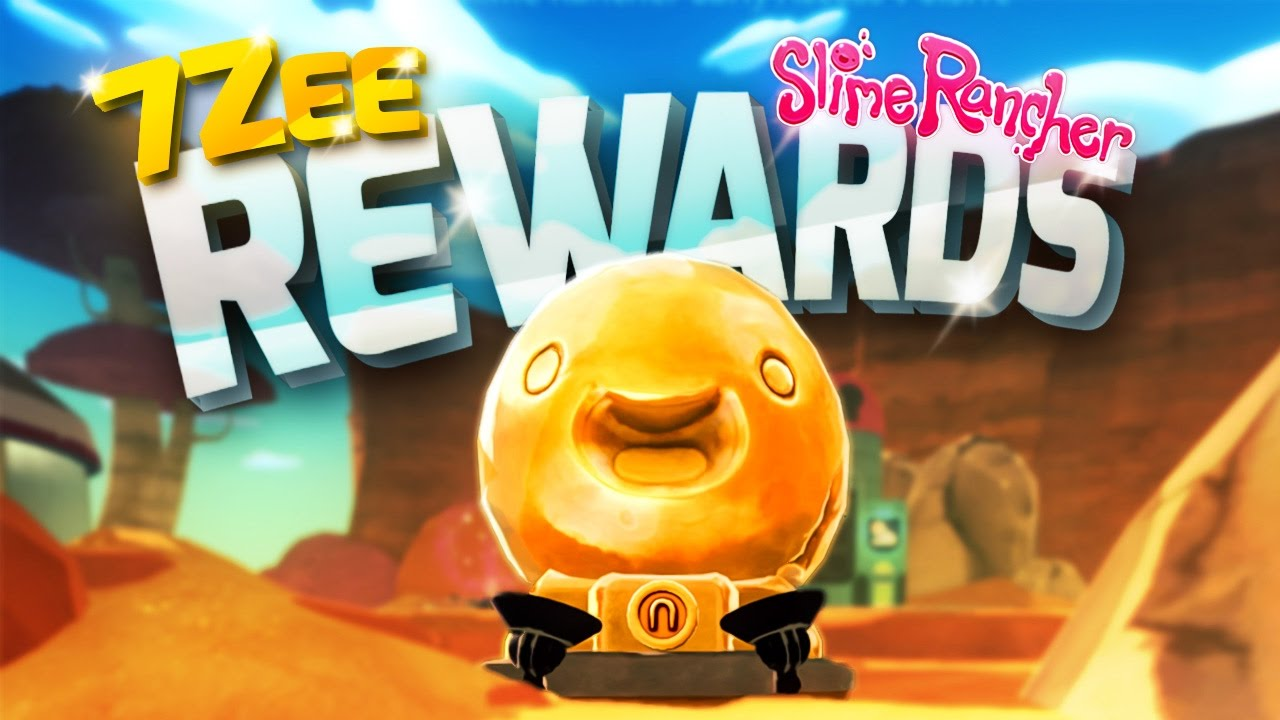 NEW 7Zee REWARDS UPDATE! - Slime Rancher Ruins 0 5 1 Update - Chroma Packs  and Slime Toys