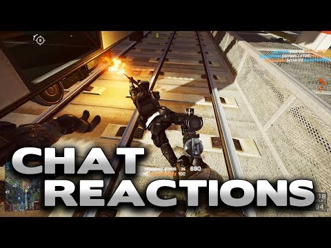 "Battlefield 4 ""admin, check Ravic"" - Chat Reactions 21"