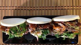 Steamed Pork Bao Buns-how To Make Vietnamese Caramelized Pork-thit Kho Tau-vietnamese Food Recipes