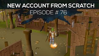 OSRS - New Account from Scratch | LONG OVERDUE 99!