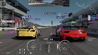 Fulger se joaca: Gran Turismo Sport - random daily race cu GT-R GR.4 pe Suzuka