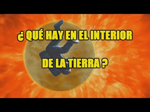 Viaje al centro de la Tierra ¿Qué hay en el interior?