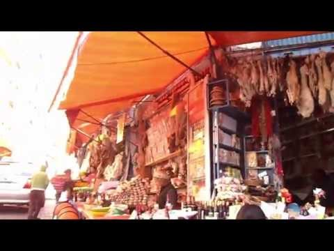 Bolivia - La Paz Food and Witches' Market