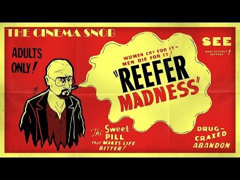The Cinema Snob: REEFER MADNESS