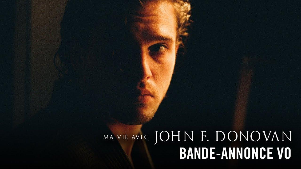 The Death and Life of John F  Donovan' Trailer: Xavier Dolan Tackles