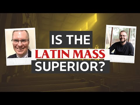 Dr. Peter Kreeft: Why I Attend the Traditional Latin Mass—FULL INTERVIEW from YouTube · Duration:  50 minutes 18 seconds