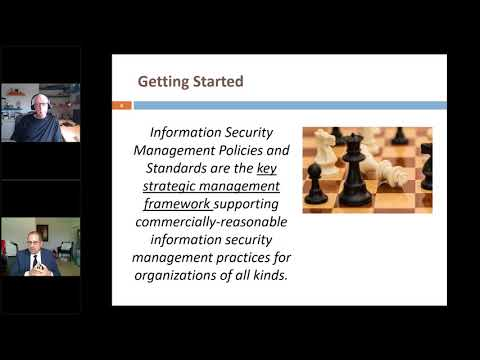 Information Security Policies and Standards