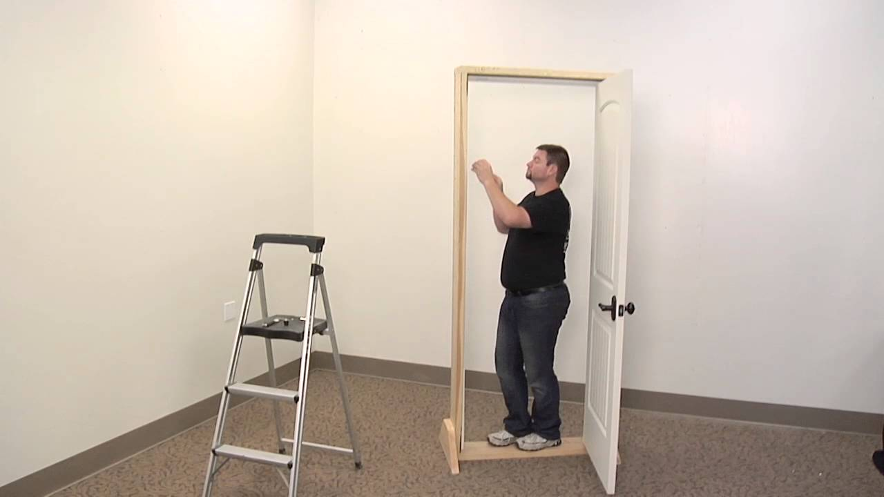 & How To Replace the Ball Catch on an Interior Door - YouTube