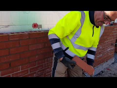 How to do clean brick work UK
