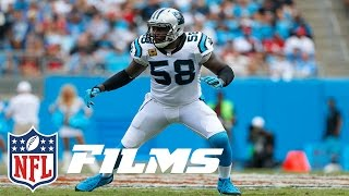 The Heart of a Panther: Thomas Davis | NFL Films Presents