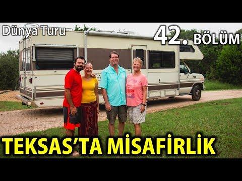 Teksaslı Karavancı Ailenin Evine Konuk Olduk | Airstream Karavan Tanıtımı | 42.Bölüm